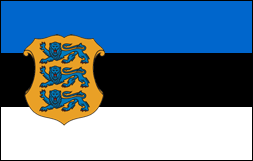 The Estonian Flag